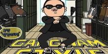 Do you have the Gangnam Style?