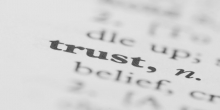Does a lack of trust hold you back in business?
